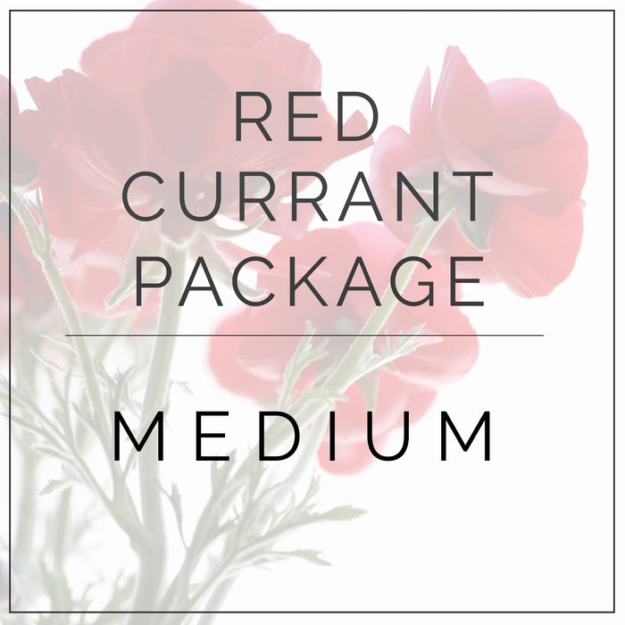 Red Currant - Medium Package