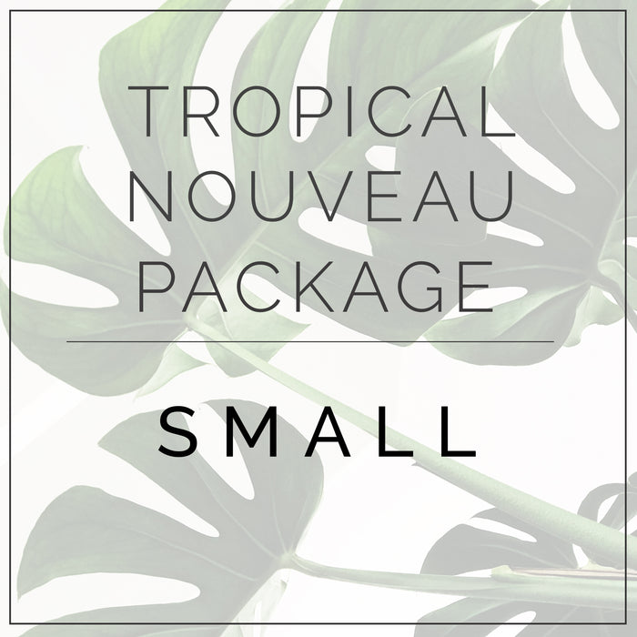 Tropical Nouveau - Small Package