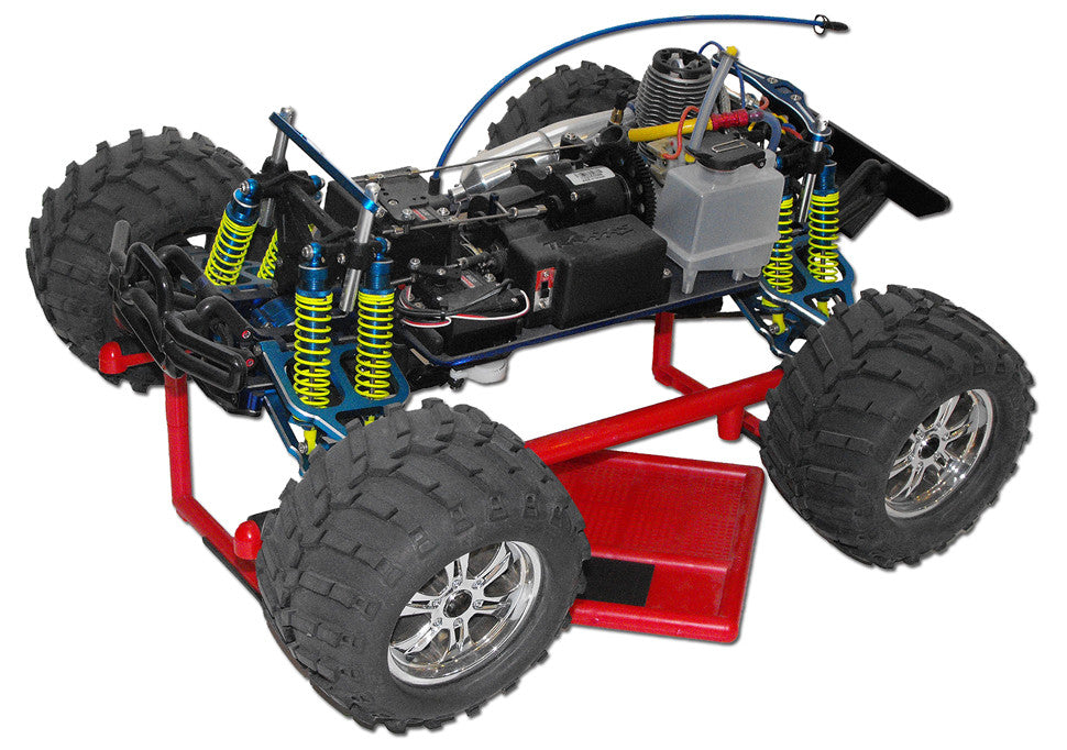 Y-Factor Remote Control RC Car and RC Monster Truck Work and Display Stand