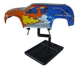 Ps Extreme Remote Control Rc Car And Rc Monster Truck Body Paint Stand Extreme Standz