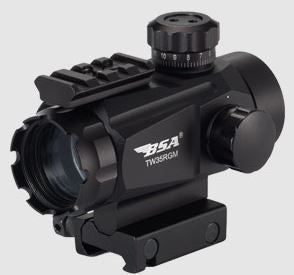 BSA Tactical Weapon Series Optics has launched!