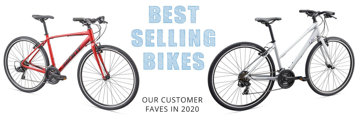 Best Selling Bikes in 2020