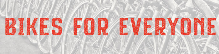 Bikes for Everyone at Takoma Bicycle