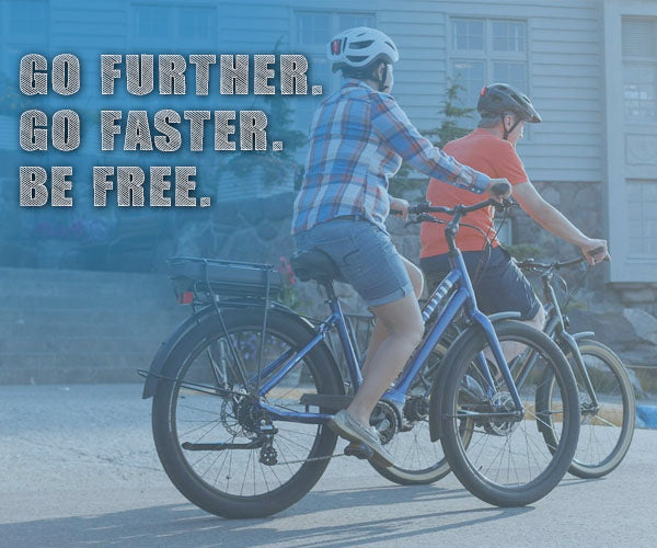 Go Farther with an Ebike
