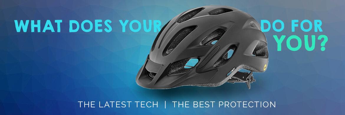 What does your helmet do for you?