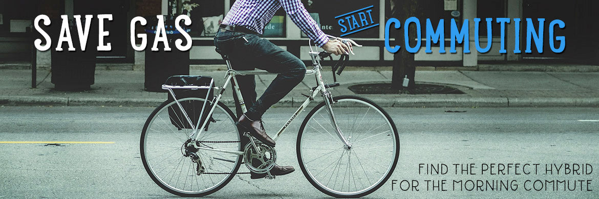 Save gas, start commuting