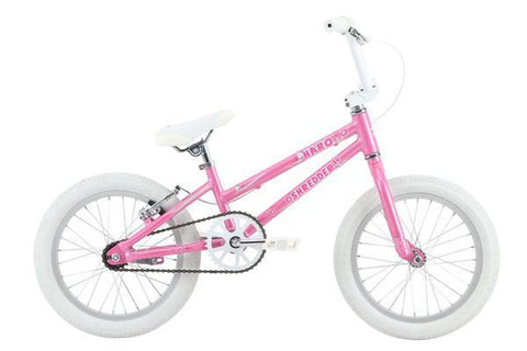 Haro Shredder 16 in Pink