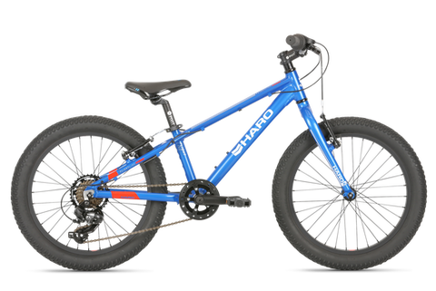 Haro Flightline 20 Plus in Blue