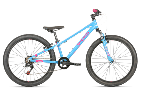 Haro Flightline 24 in Blue