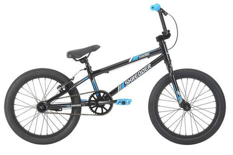 Haro Shredder 18 in Black