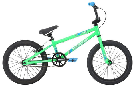 Haro Shredder 18 in Green