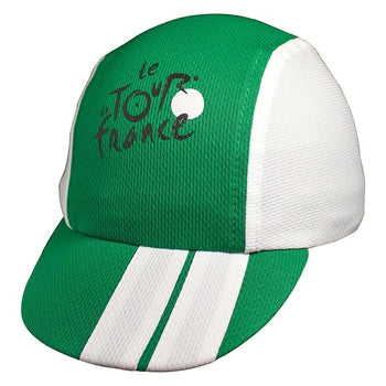 CLOTHING CAP H/S CYCLE CAP TDF GRN/