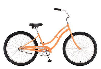 BIKE SUN REV STL L16 CB (G) PEACH