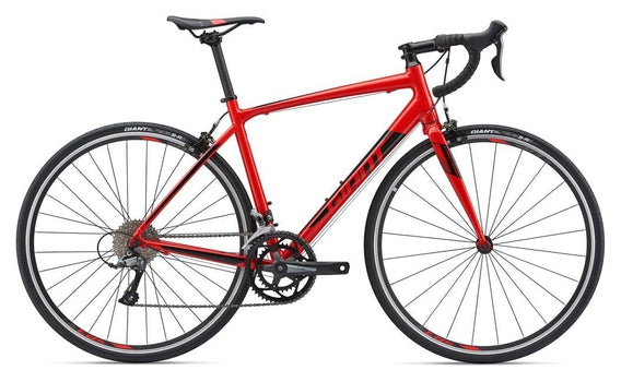 2021 Giant Contend 3 X-Small in Racing Red