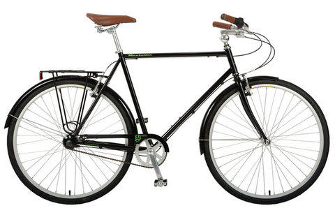 KHS Green 3 Speed Medium