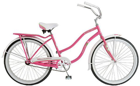 Manhattan Pink Cruiser