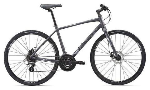 Giant Escape 2 Disc XL in Grey