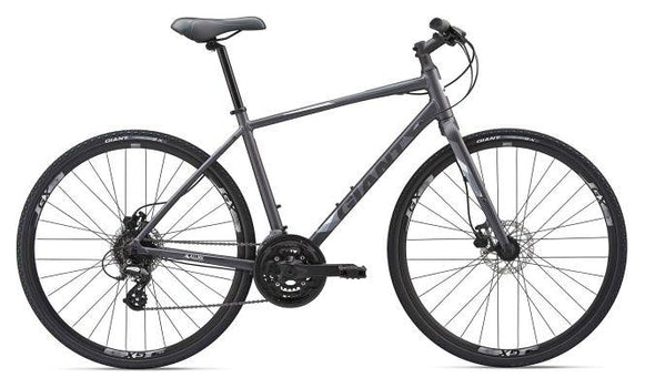 Giant Escape 2 Disc Extra Large in Grey
