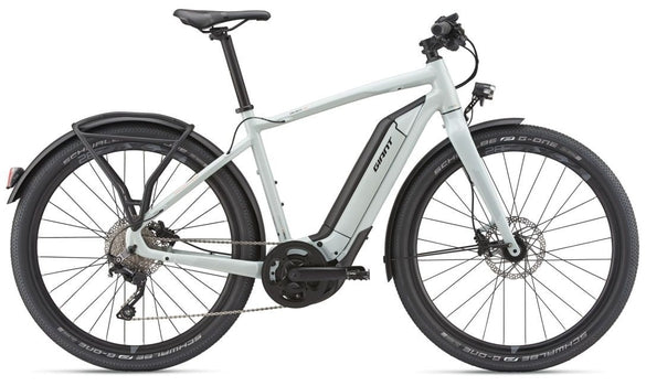 Giant Quick E+ 28MPH in Grey