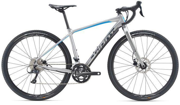 Giant ToughRoad SLR GX 2 Medium in Grey