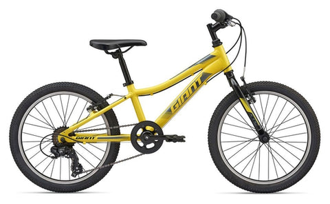 Giant XTC Jr 20 Lite in Yellow