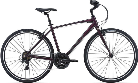 2021 Giant Escape 3 XL Comfort in Rosewood