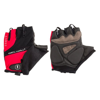 Aerius Gel Gloves MEDIUM RED