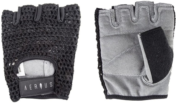Aerius Retro Mesh Gloves BLACK MEDIUM