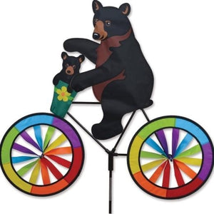 Premier Kites Bike Spinner - Black Bear