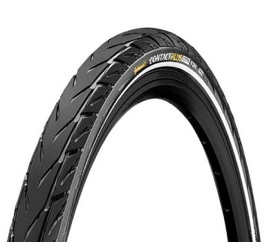Continental Contact Plus City Bike Tire - City/E-Bike 26 X 1.75
