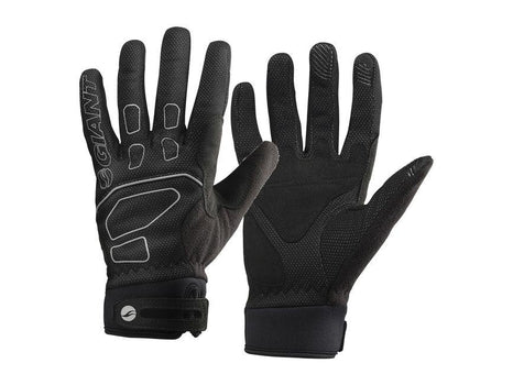 Giant Chill Cold Weather Gloves BLACK SMALL