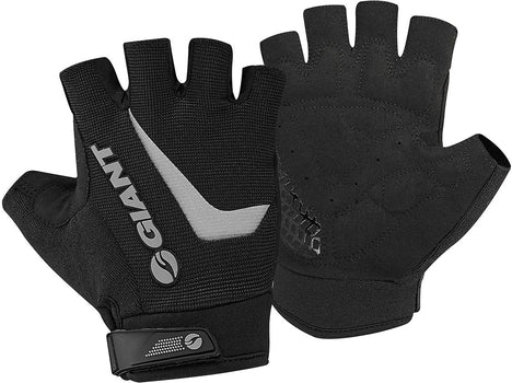 Giant Horizon Short Finger Gloves BLACK MEDIUM
