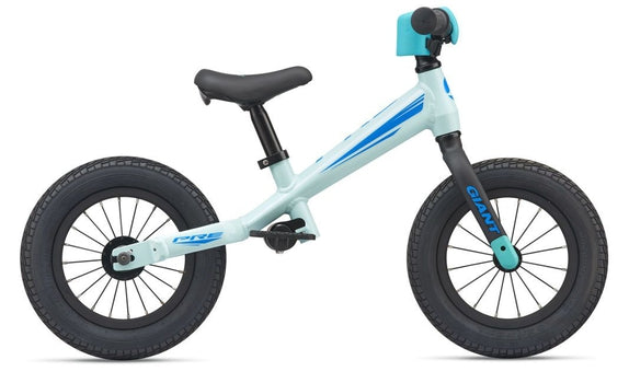 Giant Liv Pre Girl's Push Bike in Gloss Light Blue OSFM