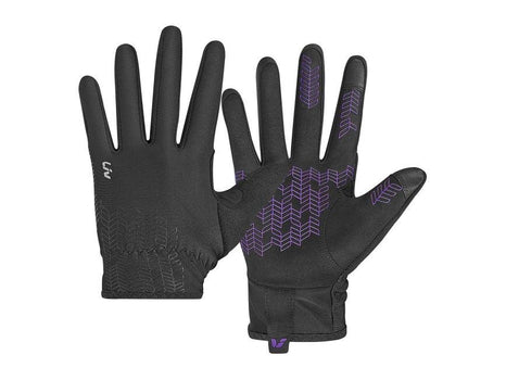 Giant Liv Norsa Lite Cool Weather Gloves BLACK MEDIUM