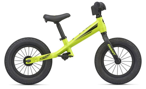 Giant Pre Boy's Push Bike in Gloss Neon Yellow OSFM