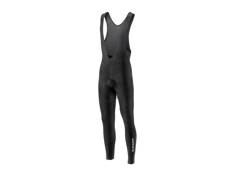 Giant Sport Thermal Bib Tight BLACK MEDIUM