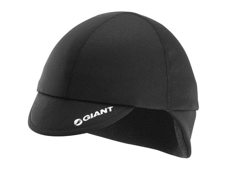 Giant Thermtexturea Cycling Cap BLACK OSFM