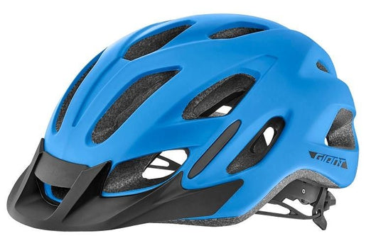 Giant Compel Helmet Youth ARX MATTE BLUE