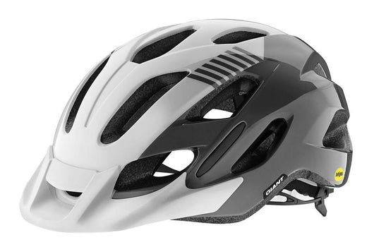 Giant Prompt MIPS Youth Helmet OSFM WHITE/GREY
