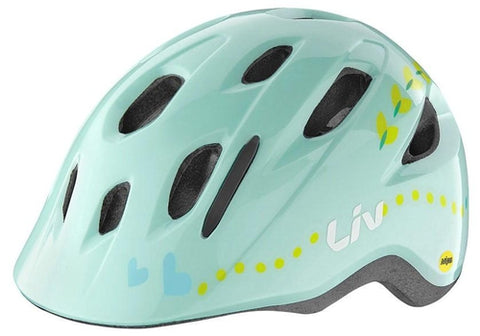 Giant Lena MIPS Youth Helmet OSFM Aqua