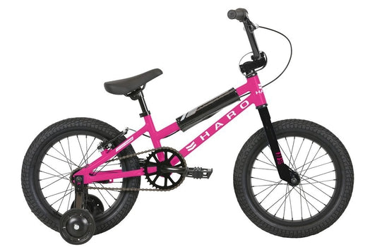 2021 Haro Shredder Girls 16 Mat. Magenta