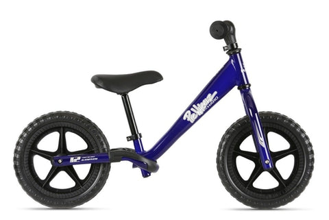 Haro PreWheelz 12 EVA Kids Bike METALLIC BLUE OSFM