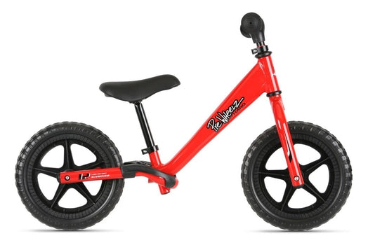 Haro PreWheelz 12 EVA Kids Bike BRIGHT RED OSFM