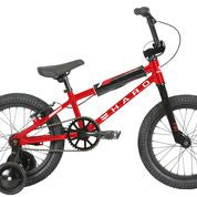 2021 Haro Shredder Boys 16 Metallic Red