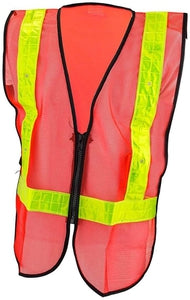 Sunlite Safety Vest Reflective With LED OSFM