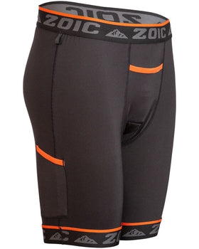 Zoic Premium Short Liner BLACK SMALL