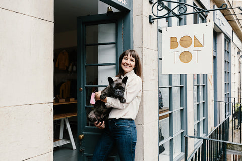 bon tot clothing shop edinburgh