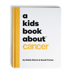 A Kid's Book About: Cancer A Kids Book About - Bon Tot