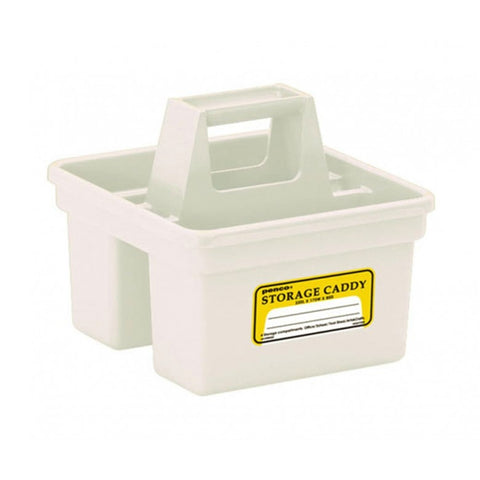 Hightide Penco: Small Storage Caddy - White Hightide Penco - Bon Tot