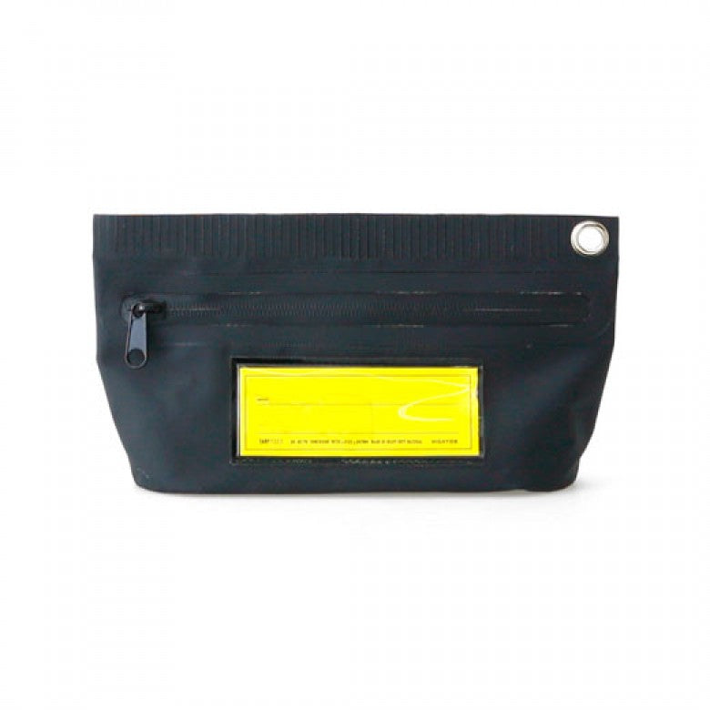 Hightide Penco: Small Tarp Pouch - Black Hightide Penco - Bon Tot